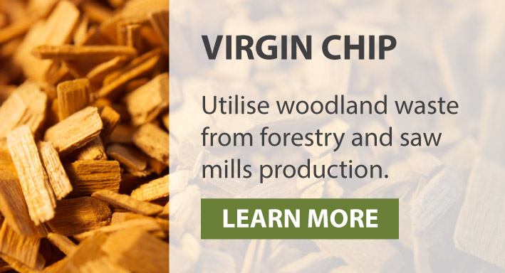 Virgin Wood Chip